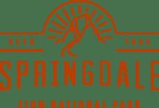 Zion National Park Logo